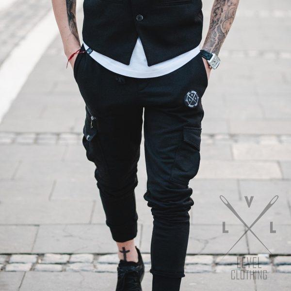 Ανδρικό T-Shirt Μαύρο