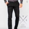 Chinos παντελόνι Μαύρο