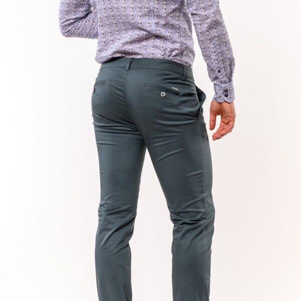 Chinos παντελόνι LEVEL Πράσινο