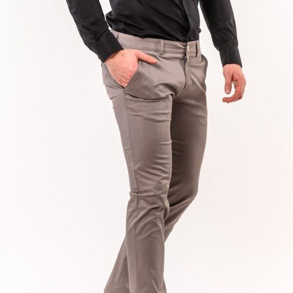 Chinos παντελόνι LEVEL Μπεζ