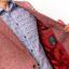 Ανδρικό Σακάκι LEVEL Κόκκινο Λινό