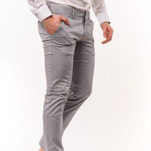 Chinos παντελόνι LEVEL Γκρι
