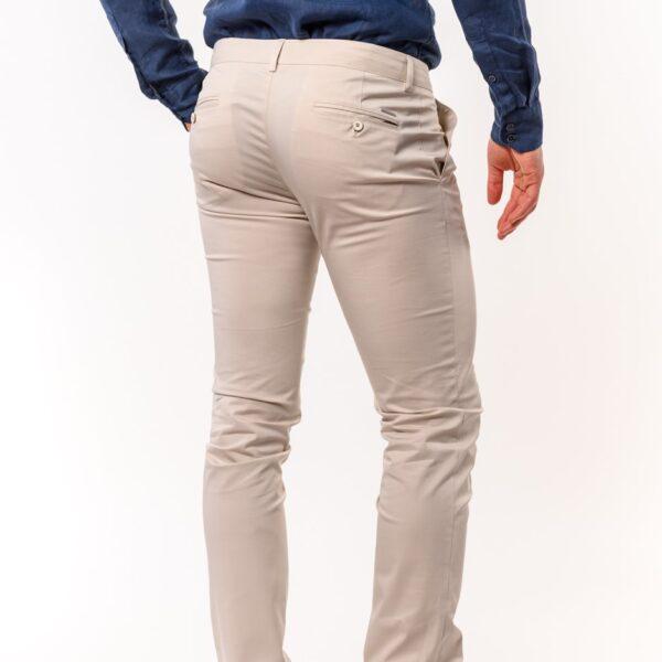 Chinos παντελόνι LEVEL Εκρού
